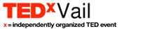 tedxvail logo