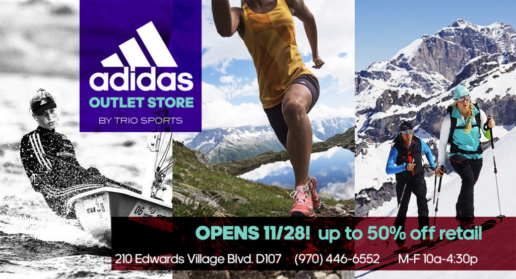 ac31133ace69d2 Trio Sports brings operations for global brand Adidas to Colorado