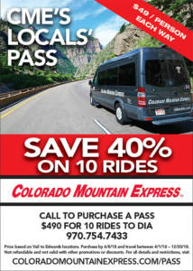 CME 10 Ride Pass