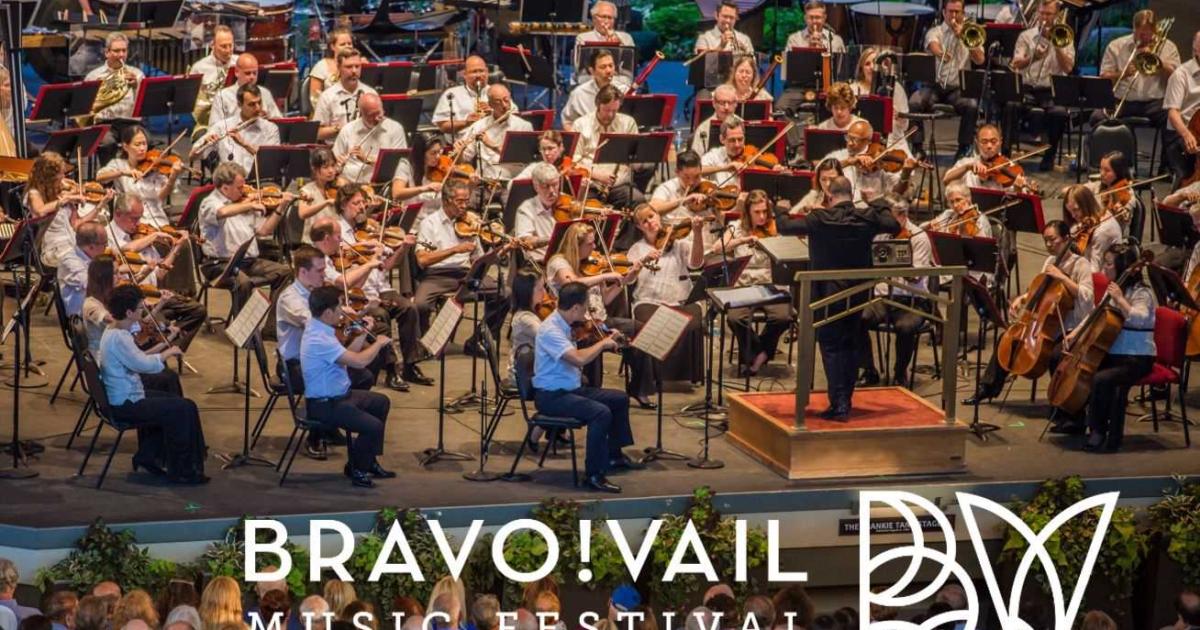 Bravo Vail Music Festival Vvp Events Calendar