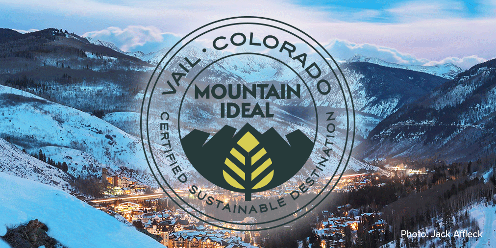 Vail, Colorado Certified As The First Sustainable Mountain Resort ...