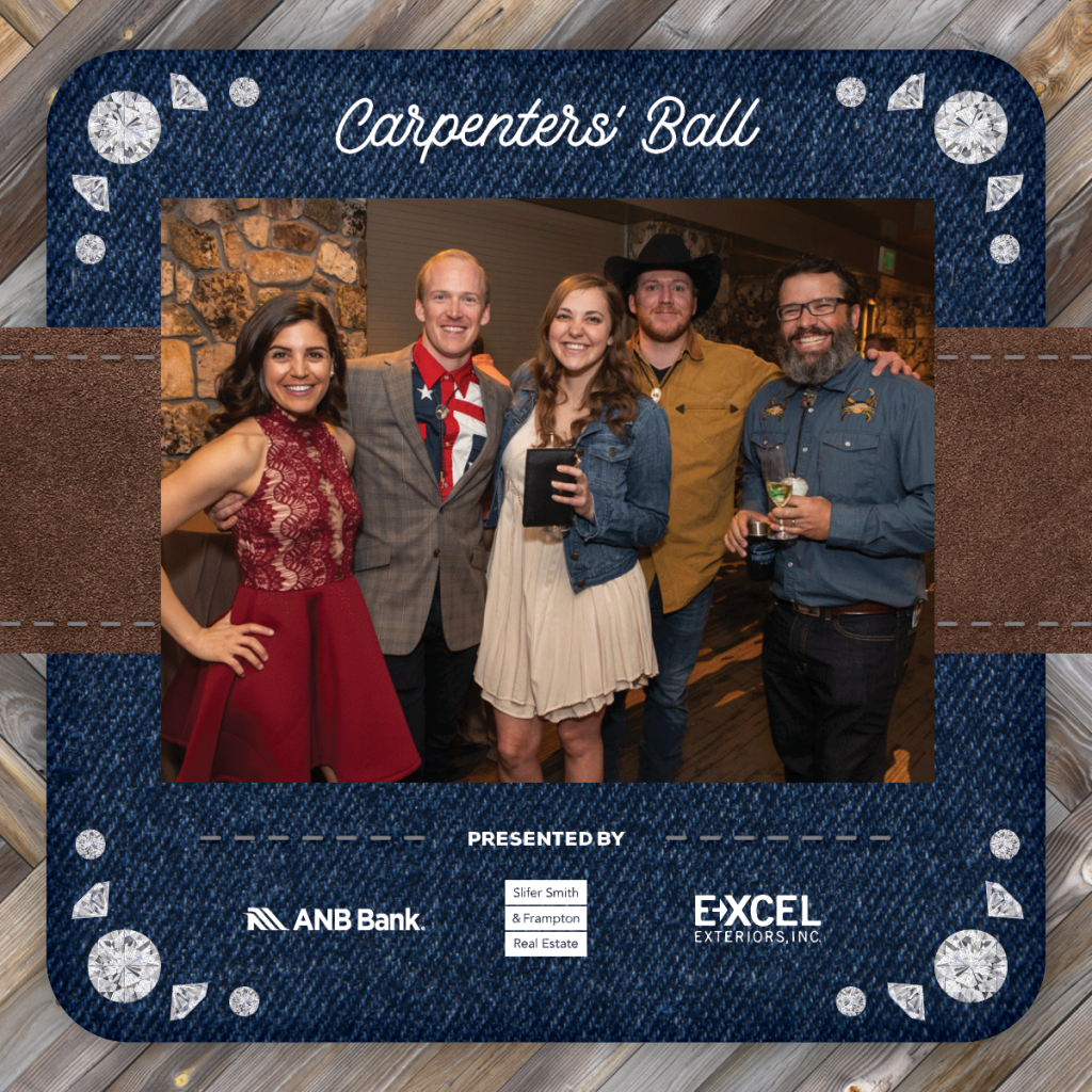 Photo of Habitat for Humanity Vail Valley's Carpenters Ball event
