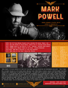 Mark Powell Highlights