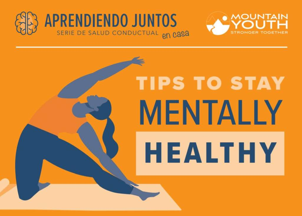 Aprendiendo Juntos | Consejos Para Mantenerse Saludable