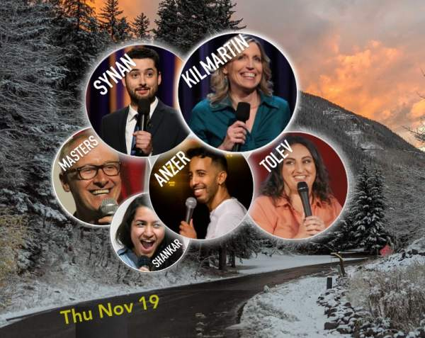 Vail Comedy Show