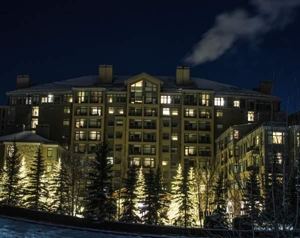 Westin Riverfront Hotel Avon CO