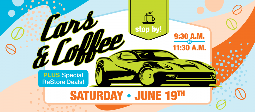 Cars and Coffee - ReStore