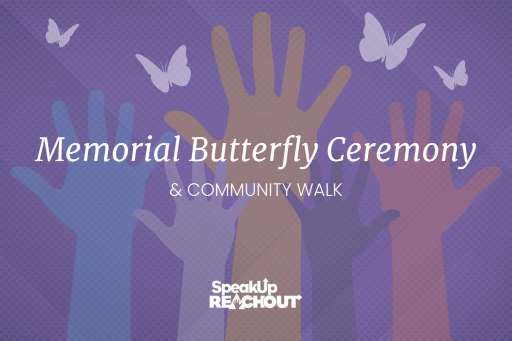 Memorial Butterfly Walk & Community Walk