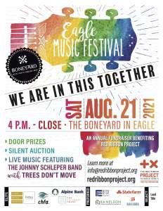 Eagle Music Fest Fundraiser