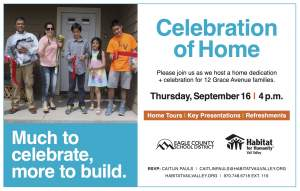 Habitat's Celebration of Home