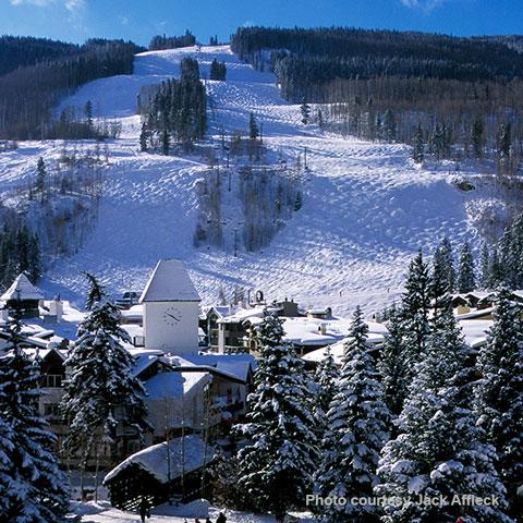 Winter Visit Vail Valley